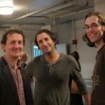 Rick Carrick, Nick Hallett, and Jeffrey Gavett