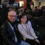Brian Groder and Audrey Sjolander