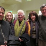 Friends from the Other Minds trip to Iceland Oct. 2011 - David, Linda, Me, Diane and Sebastiano