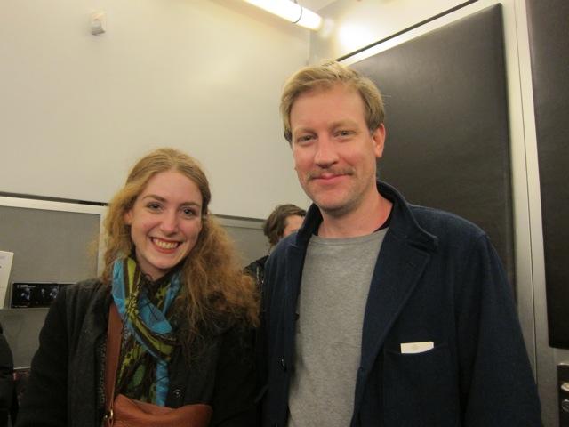 "Eve Essex & Alex Waterman, Director of Ashley's ""Vidas Perfectas"" Dec. 15-17th."