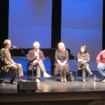 Panel discussion: Amirkhanian, Budd, Coates, Mori, Sorey