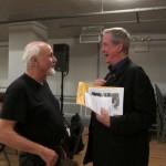 Morton Subotnick and Tom Buckner
