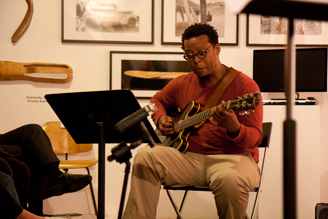 Jeff Parker  photo by Michael Klayman