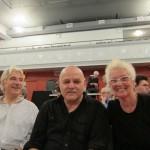 David Sachs, Noah Creshevsky and me