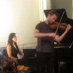Lara Downes and Matt McBane