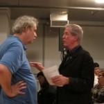Jim Staley and Tom Buckner