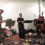 The fabulous trio of Nilsson, Victor and Filiano