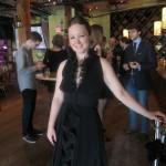 Ashley Bathgate, cellist for BoaC All Stars