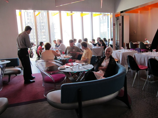 Museum Of Arts And Design Restaurant : Robert restaurant at museum of arts and design mad