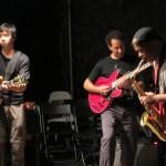 Steve Colman Trio: Miles Okazaki, David Gilmore, Steve Colman