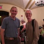 Glenn Corbet and Scott Thompson