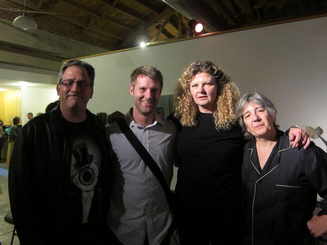 Chris Hertzog, Jory Herman, Mary and Eve
