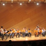 Ensemble for Mitchell compositions