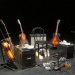 James' guitars