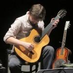 Classical guitar made by Rene Baaslag