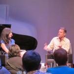 Deborah Treisman interviewing Denis Johnson
