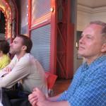 Friends - Tom Huser and Matt Bruner