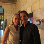 Mimi Johnson and Richard Carrick
