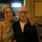 Barbara Bloom and Peter Gordon