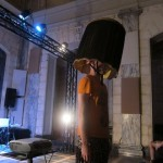 Lampshade head - why not?