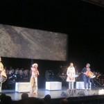 The vocal ensemble