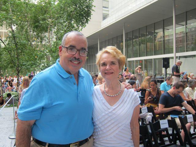 Roberto and Virginia Sierra