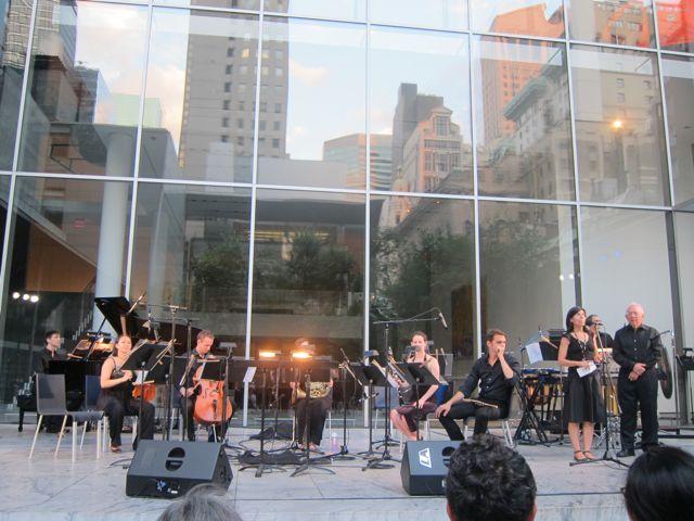 Juilliard New Music Ensemble