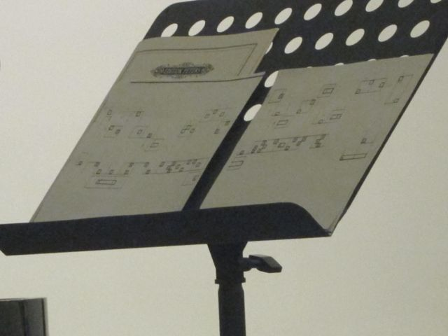 Feldman's cool score