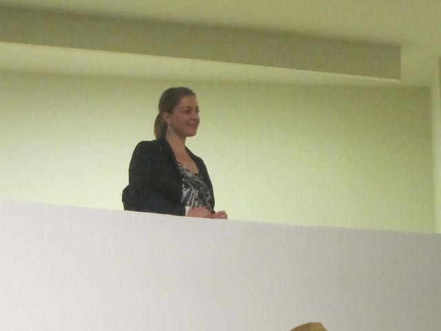 Paula Prestini was there too