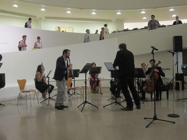 Joshua Rubin B flat clarinet  - Scelsi