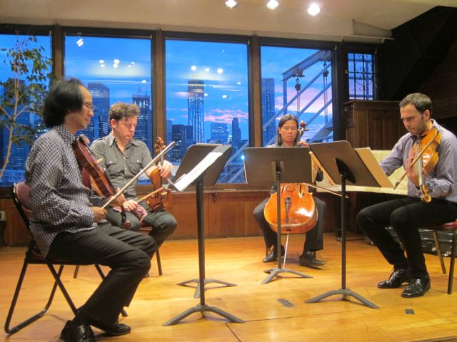 Flux Quartet